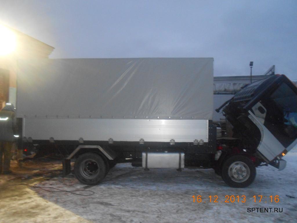 Тент для грузовика Isuzu