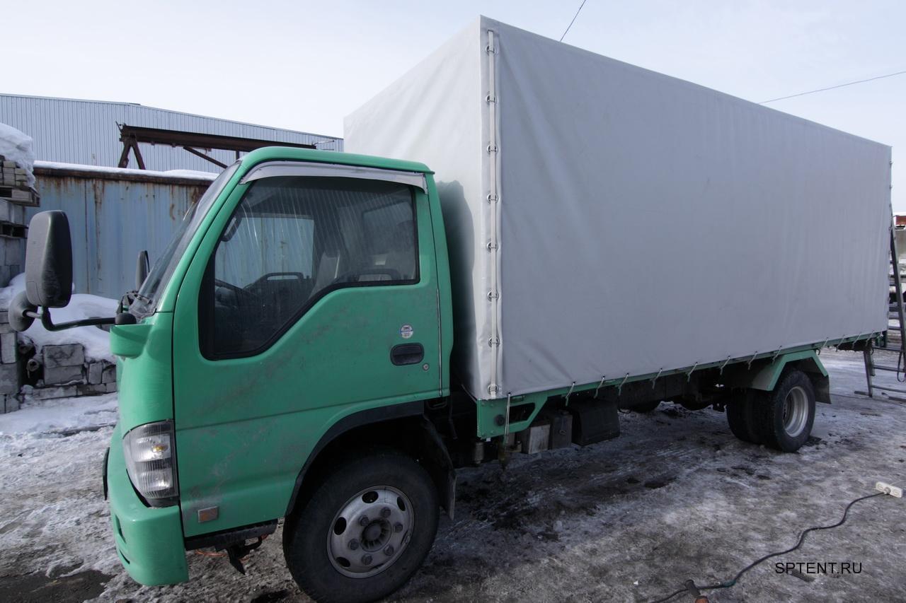 Тент на японский грузовик