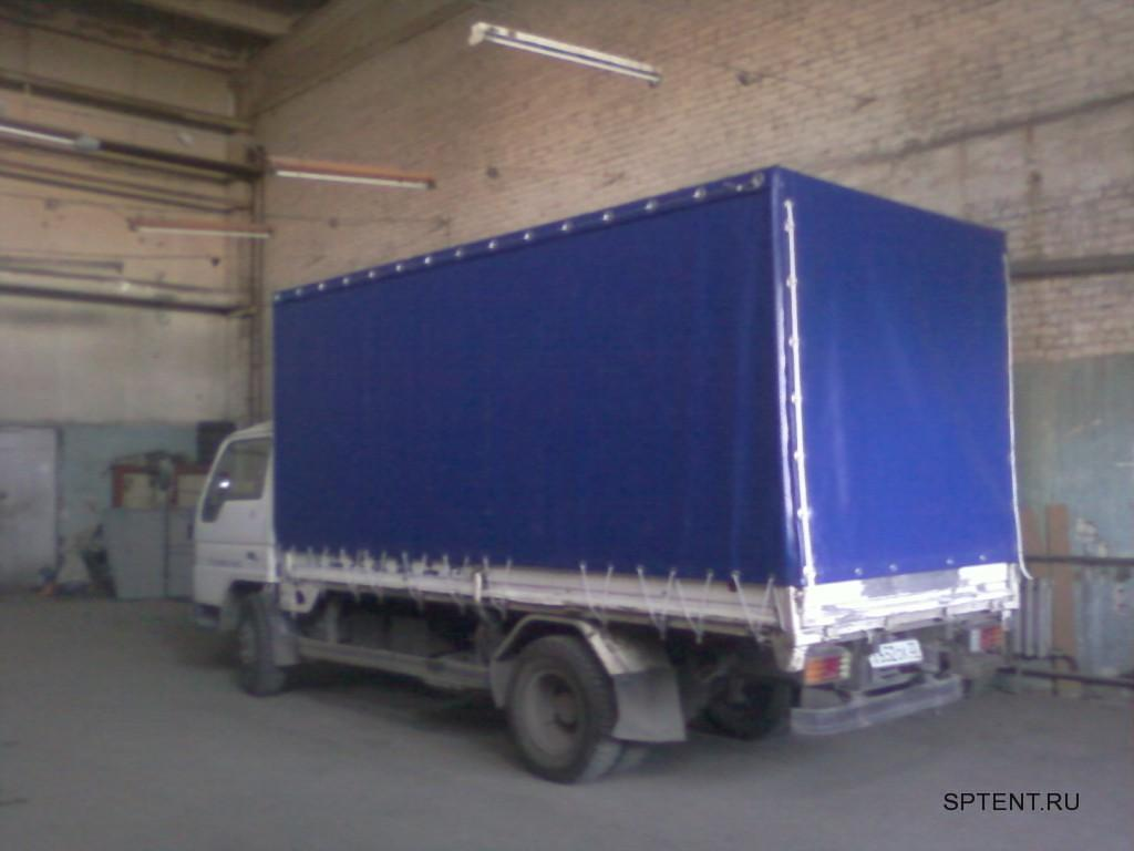 Изготовление тента на японский грузовик