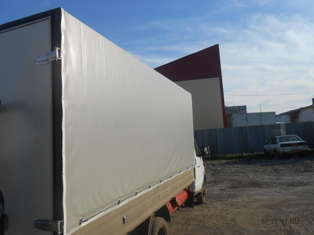 Тент на грузовик Газель в Санкт-Петербурге