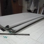 Промышленная штора-ПВХ для птицефабрики