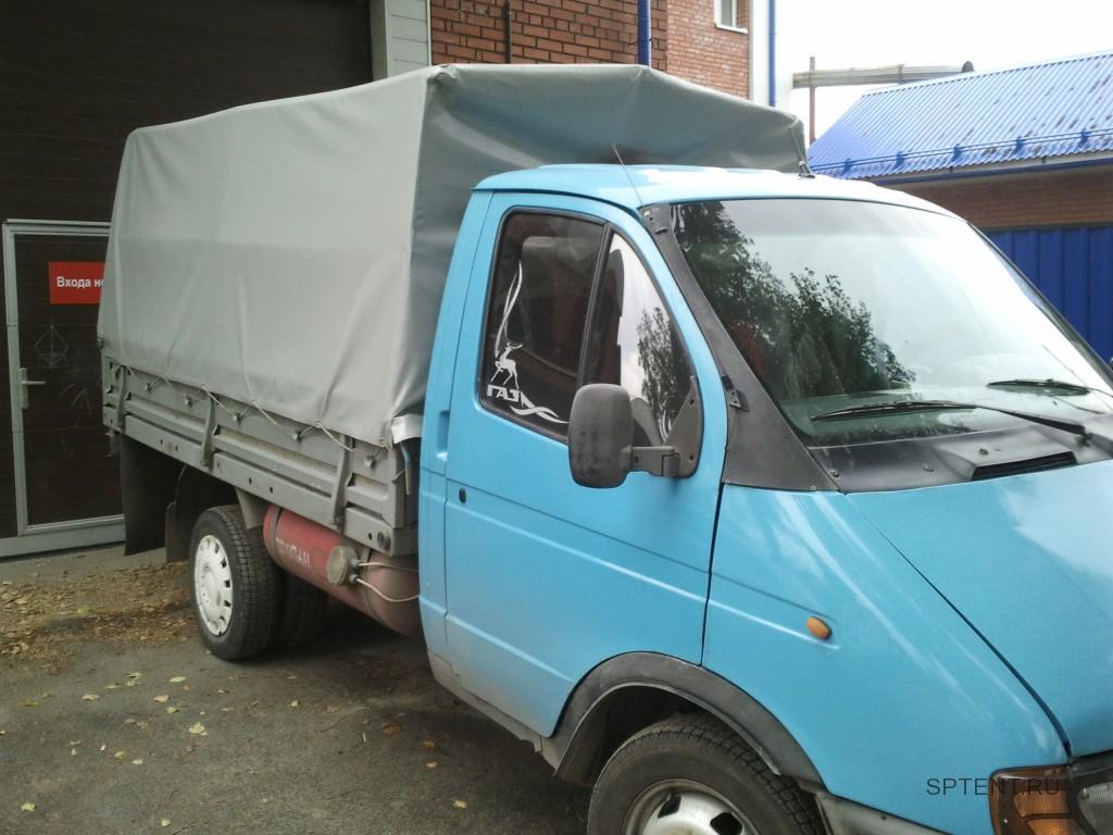 Тент на грузовик ГАЗ 3302