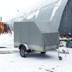 Тент на легковой прицеп САЗ 82994-02 в Спб