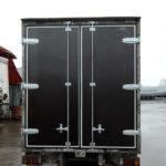 Ворота на грузовик Nissan, 2,3х2,1 метра