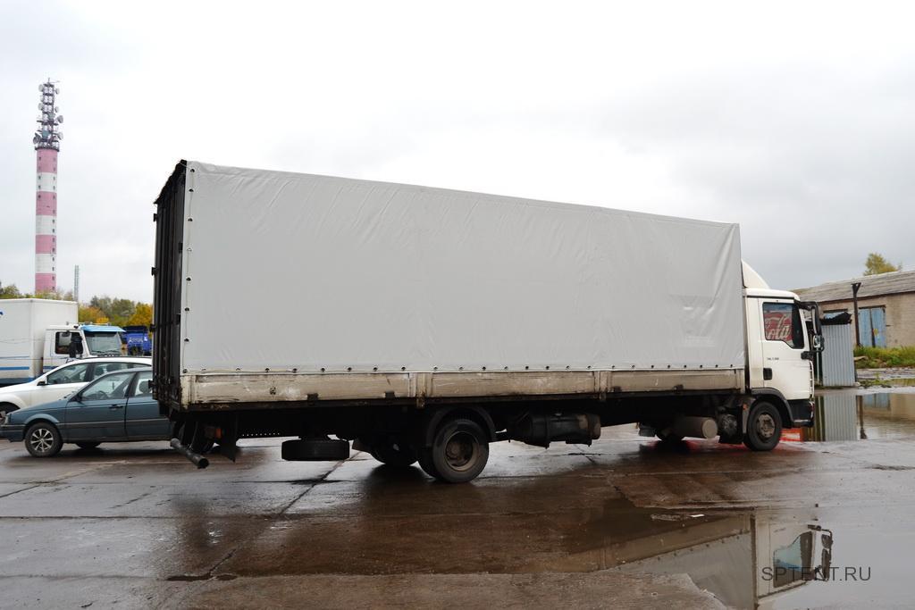 Тент на грузовой автомобиль MAN TGL 7.150