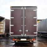 Ворота на фуру с полуприцепом Schmitz Cargobull SCO