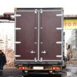 Ворота на полуприцеп Schmitz Cargobull SCO