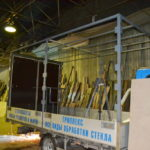 Каркас тента грузового автомобиля Iveco Daily, изготовление каркаса на грузовое авто