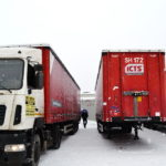 Сборка шторных полуприцепов в Санкт-Петербурге