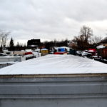 Сдвижная крыша на полуприцеп Koegel