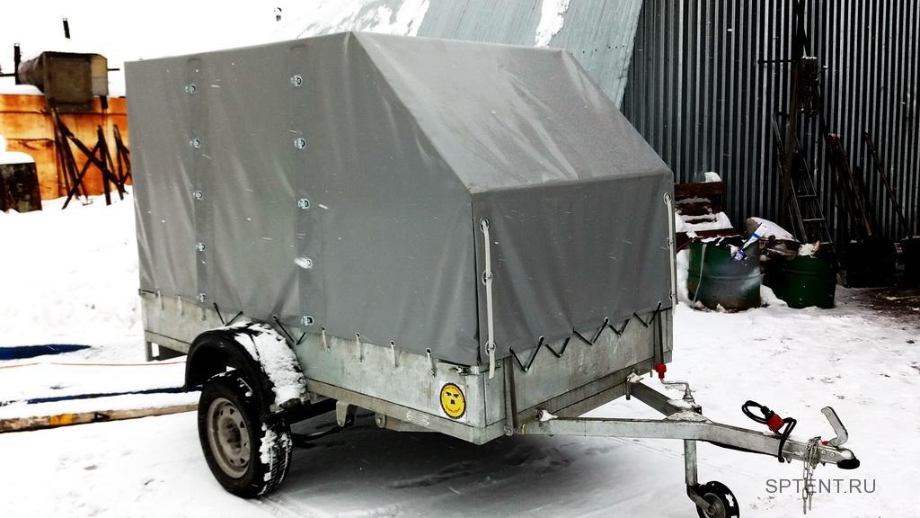 Тент для легкового прицепа САЗ 82994-02