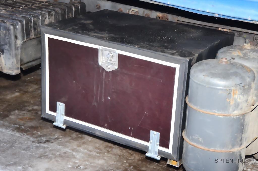 Металлический ящик для инструмента