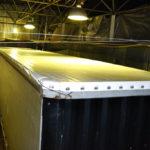Изготовление сдвижной крыши на прицеп Samro, 7 метров