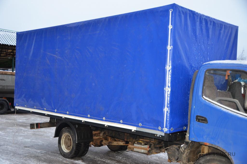 Тентованный кузов под ключ на грузовик Foton