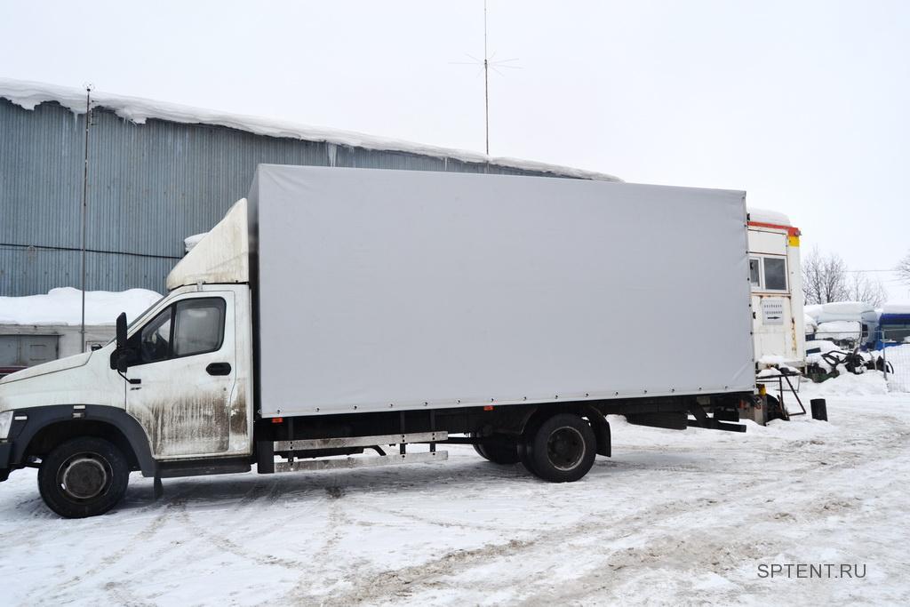 Тент на грузовой автомобиль «Газон-Next» в Санкт-Петербурге