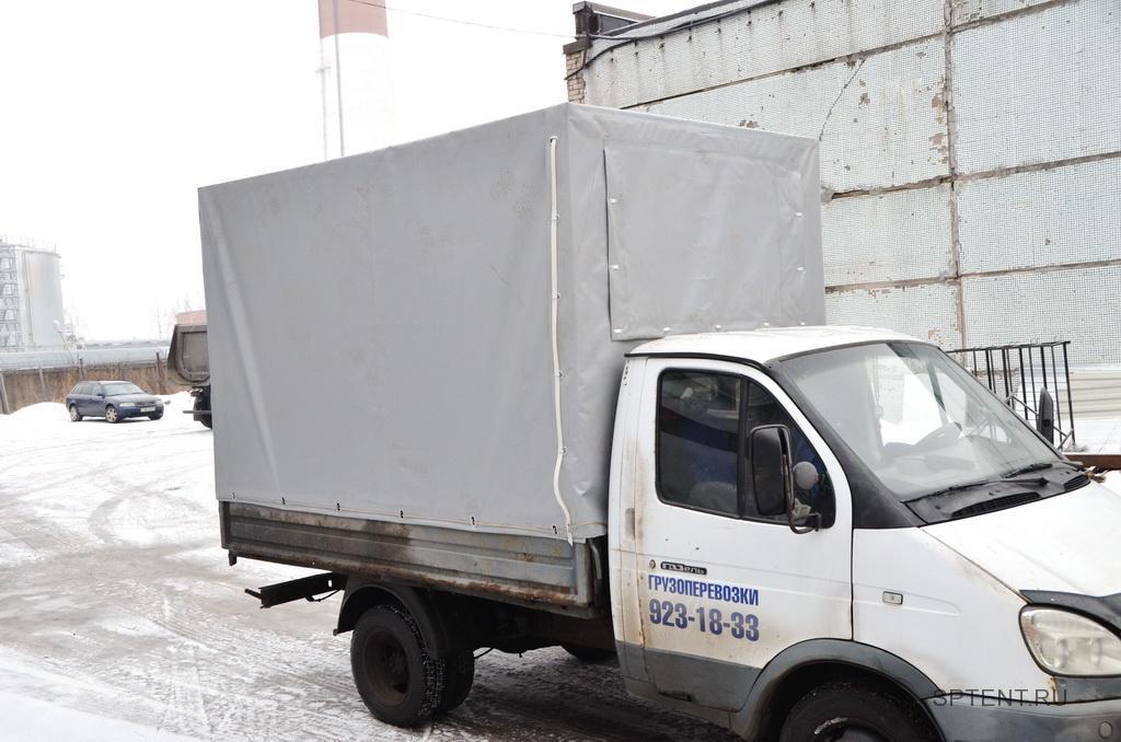 Грузовой тент на ГАЗ-3302