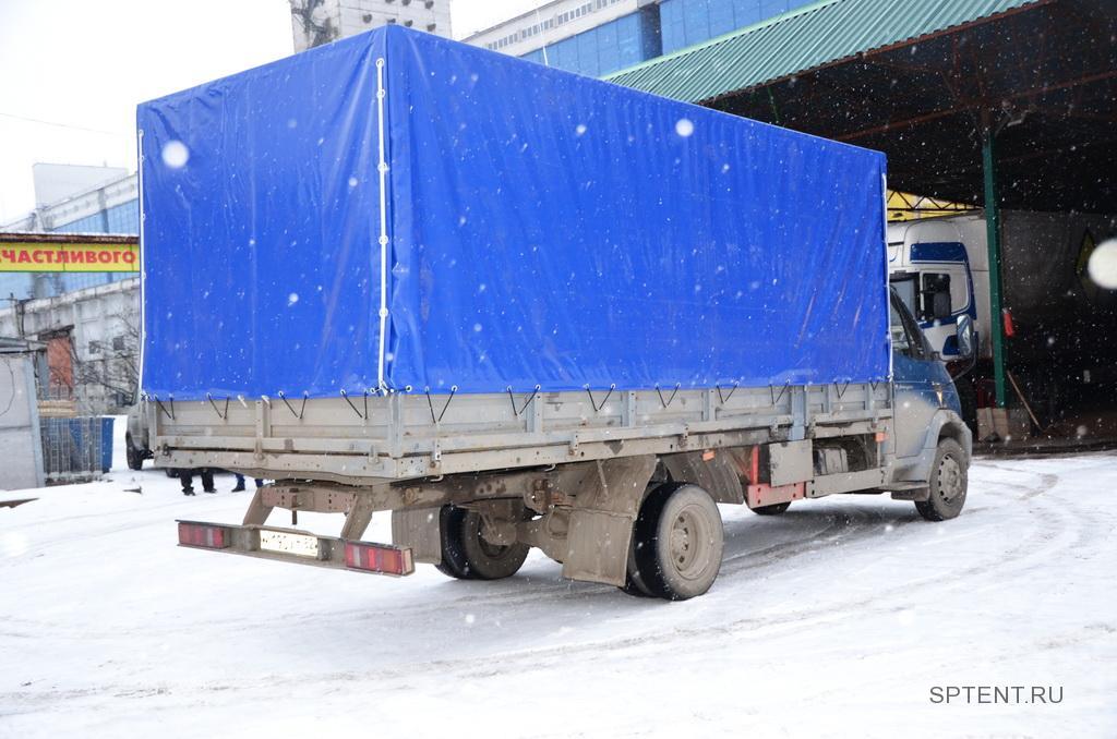 Грузовой тент на «ГАЗ-Валдай»