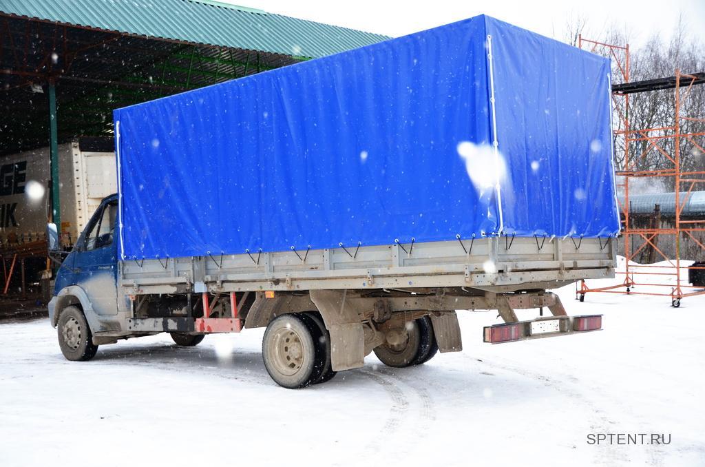 Каркас и тент на грузовик «ГАЗ-Валдай»