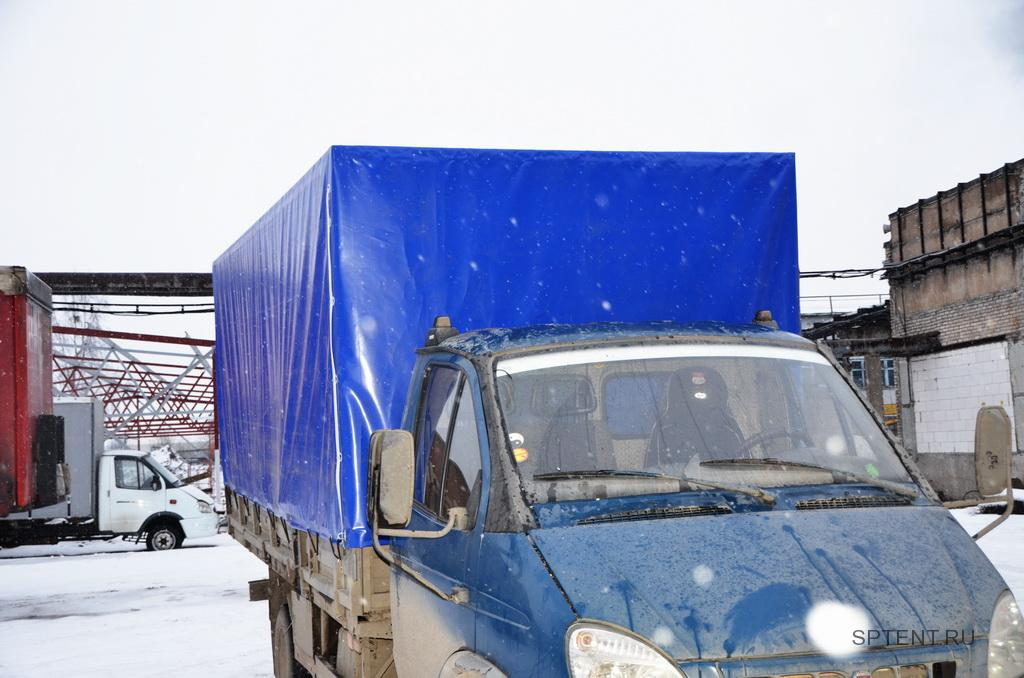 Тент на ГАЗ-33104